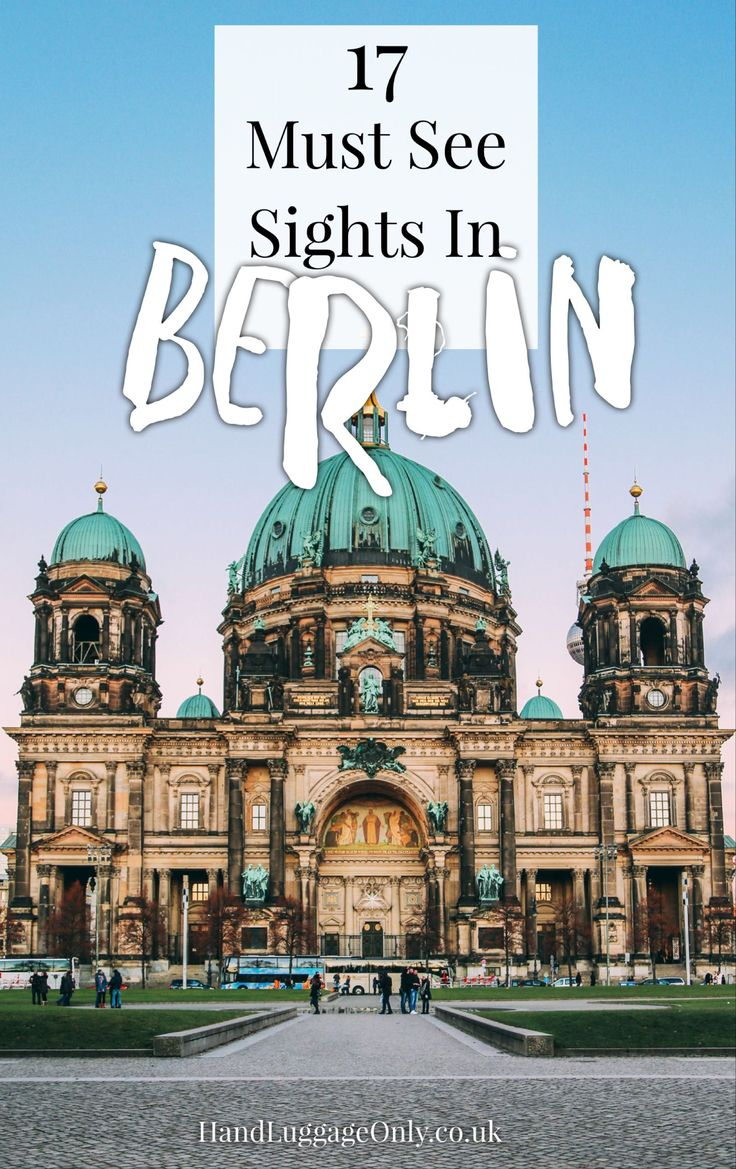Best Berlin Ideas On Pinterest Germany Berlin Berlin Travel - 10 things to see and do in berlin germany