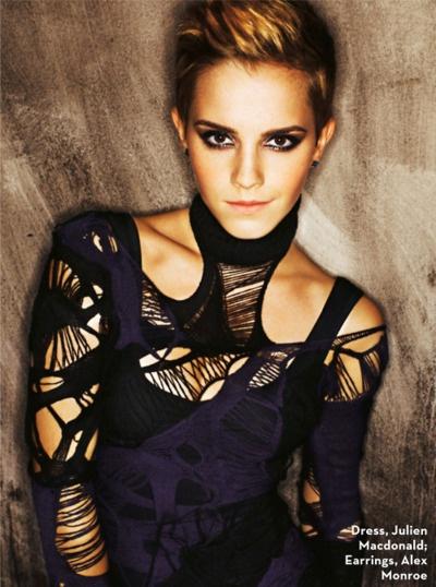 Emma Watson: Girls Crushes, Style, Shorts Hair, Fashion Icons, Emma Watson, Emmawatson, Makeup, Shorthair, Beautiful People