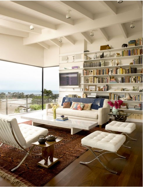 Modern Furniture With Oriental Rug 1000+ images about samira - house on pinterest