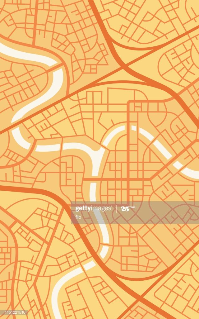 Vertical City Road Map Background Vertical City Map Background Map