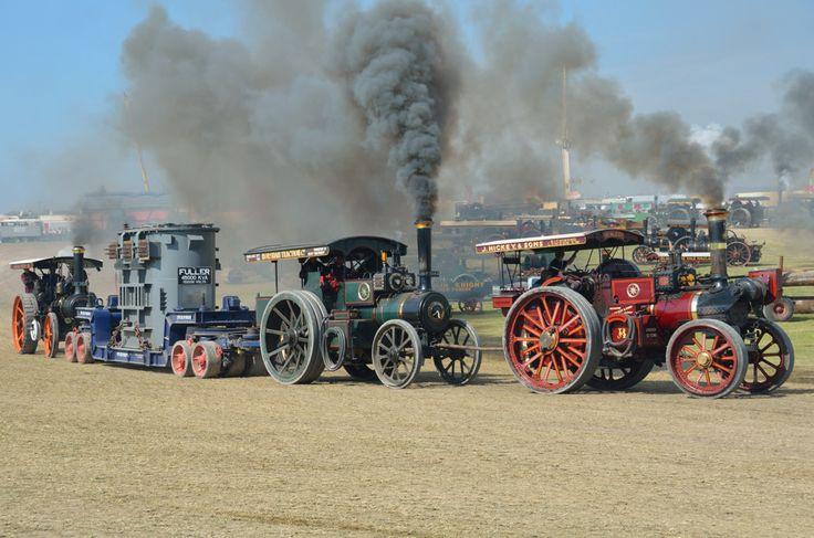Heavy Haulage at 2011 Great Dorset Steam Fair