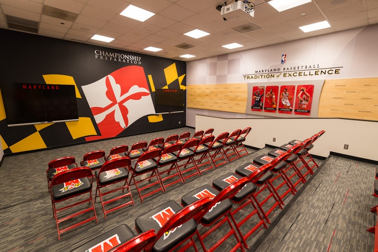 168 best sports architecture and interior design images on - University of maryland interior design ...