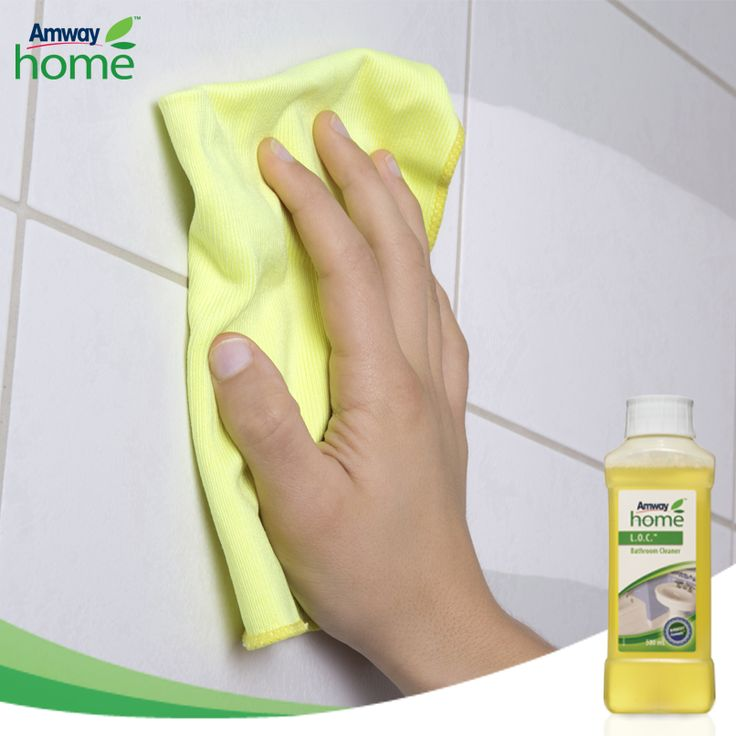 Did you know you could clean the bathroom without the need - What do i need to clean my bathroom ...