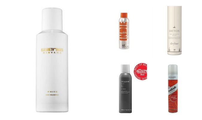 Up your pre-holiday hair game with the best new dry shampoos