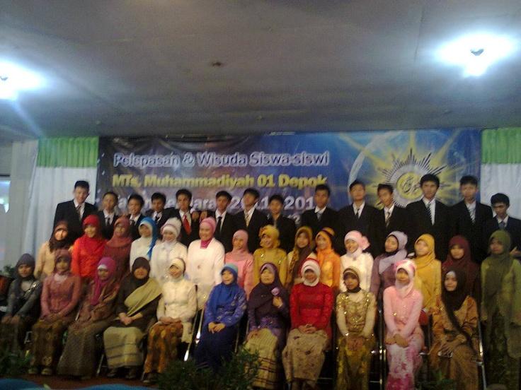 Pelepasan di Gedung MUI Depok : My Big Family 93