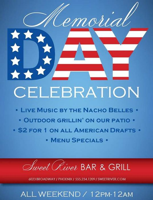 Best Fourth Of July And Memorial Day Design  Diy Images On