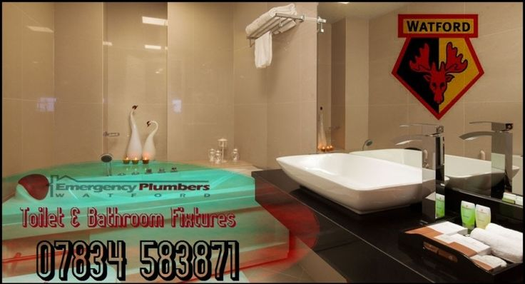 Toilet and bathroom fixtures service in Watford  Emergency Plumbers offers customers a modern #plumbing #showroom featuring the widest variety of #toilet & #bathroom #features and #fixtures #Services in Watford. Call Now: 07834 583871 http://www.emergency-plumbers-watford.co.uk/