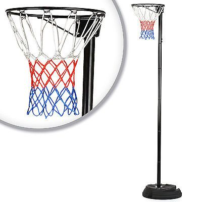 Jump star #portable full size #adjustable #junior netball stand post hoop net set,  View more on the LINK: http://www.zeppy.io/product/gb/2/141547679053/