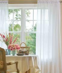 Resultado de imagen para cortinas transparentes con diseño
