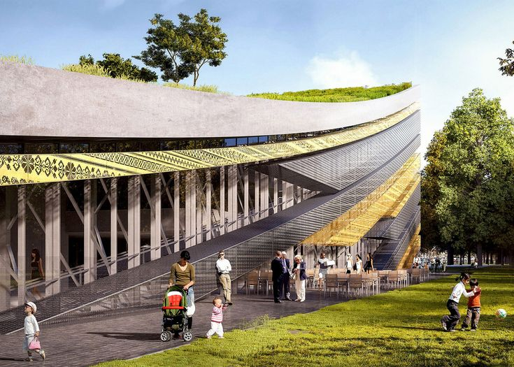 Hungarian firm Napur Architect has been selected ahead of BIG, OMA and Zaha Hadid Architects to design a major new museum in Budapest's City Park