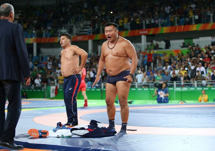 When No One Is Looking � Why Mongolia Lost Medals in Rio 2016