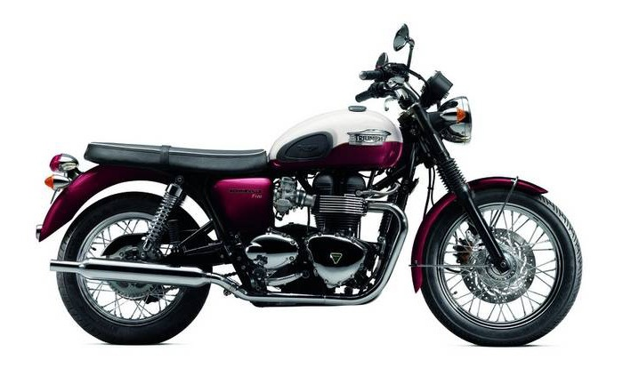 Triumph 865 BONNEVILLE T 100