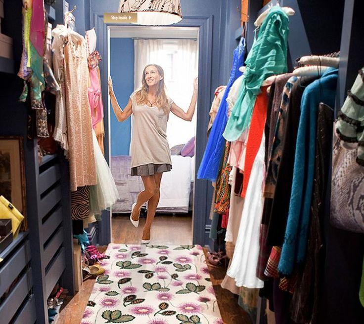 Garde-robe rangé optimiser le rangement de sa garde-robe