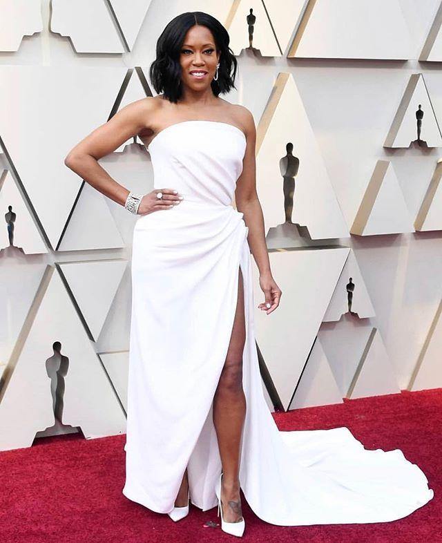 Regina King Oscars Red Carpet 2019 Oscar Dresses Red Carpet Dresses Nice Dresses