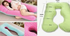 Back N Belly Contoured Body Pillow