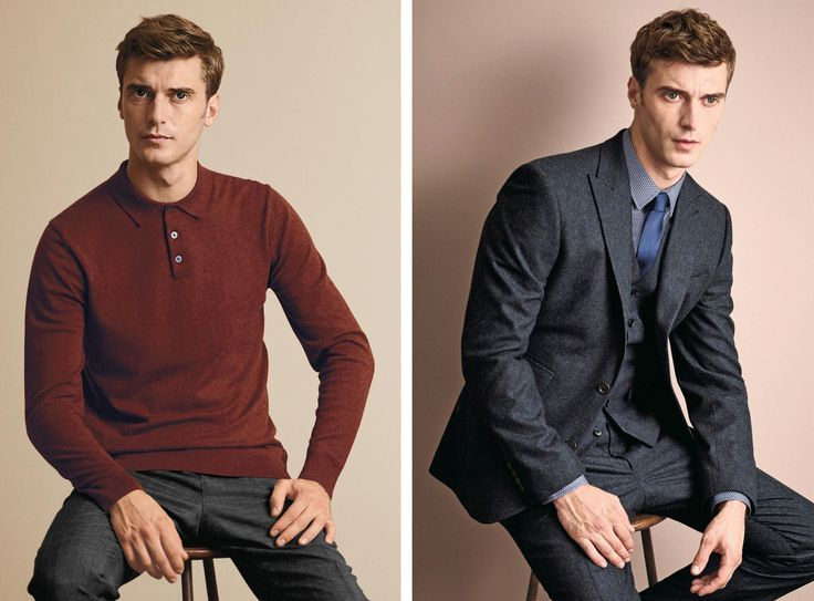 CLÉMENT CHABERNAUD MODELS WINTER STYLES for NEXT