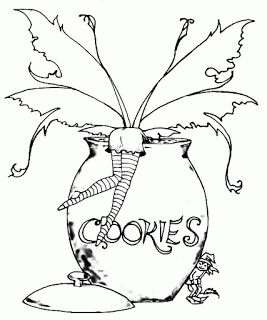 11 best Random Coloring Pages, unusual and interesting