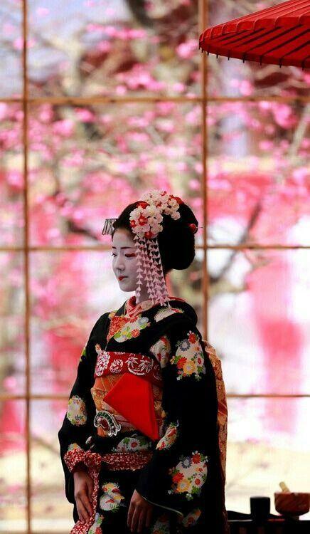 Maiko, apprentice Geisha – #apprentice #geisha #Ma…