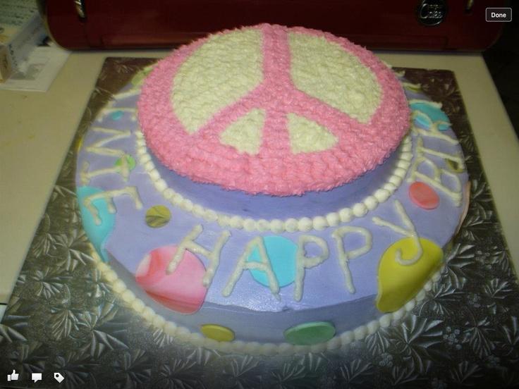 Lalainie's cake