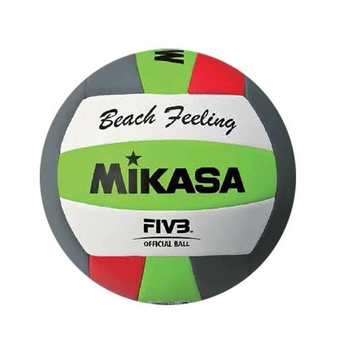 """Balón de Voley Playa Mikasa """"VXS-BFL"""" Cuero Cordeley"""