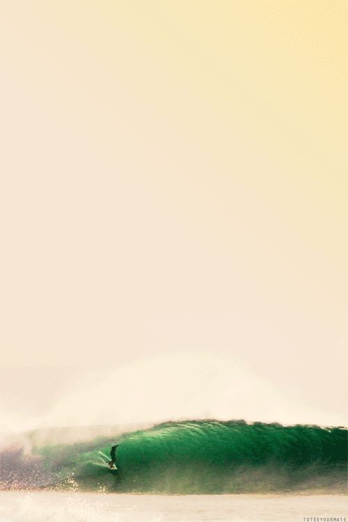 Green & C L E A N   #courageous-and-strong #Surf #Stoked