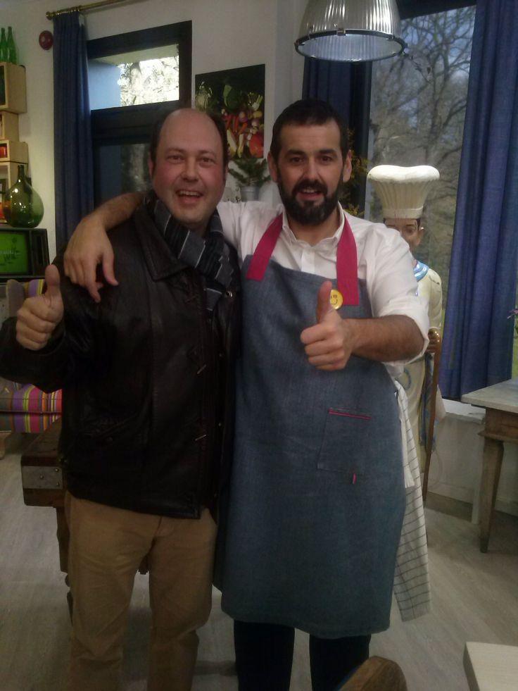David de Jorge e Iñaki Galindez