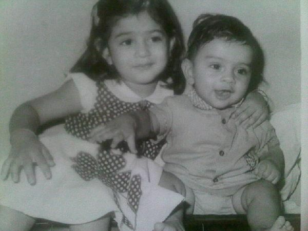 Amisha & Ashmit Patel's baby photo! | PINKVILLA