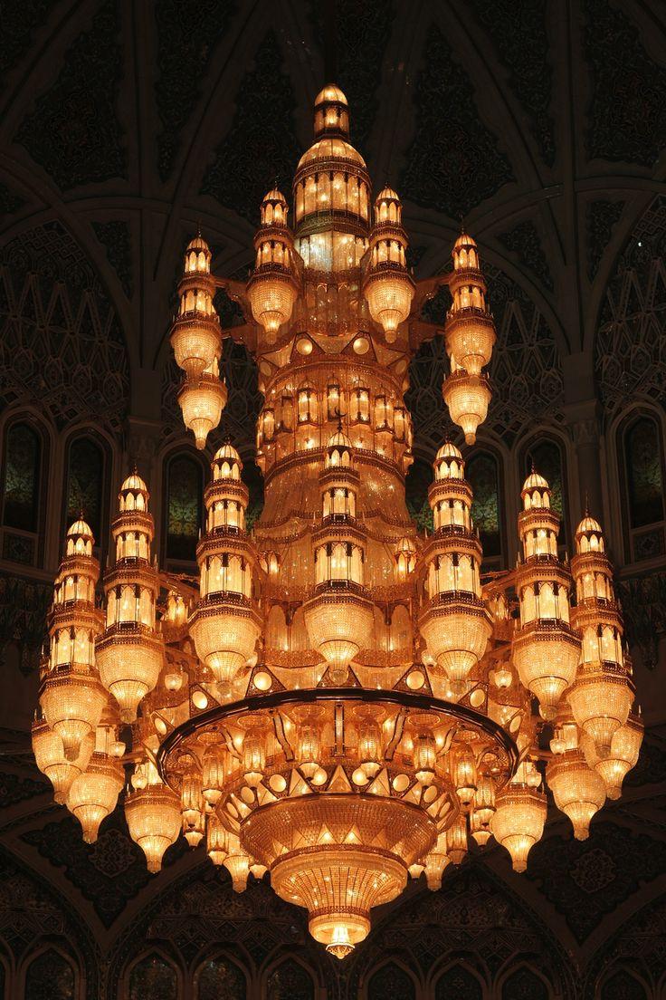 جامع السلطان قابوس، مسقط، سلطنة عمان Sultan Qaboos Mosque, Muscat, Oman