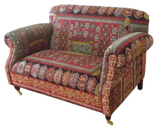 Kilim Furniture From Jennings Rugs