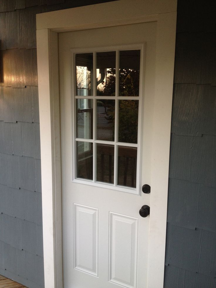 Best 25+ Exterior door trim ideas on Pinterest | Craftsman door ...