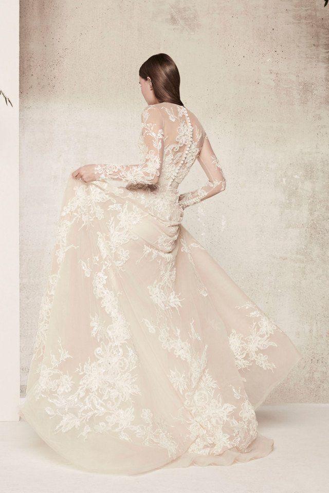 Elie Saab  #VogueRussia #bridal #springsummer2018 #ElieSaab #VogueCollections