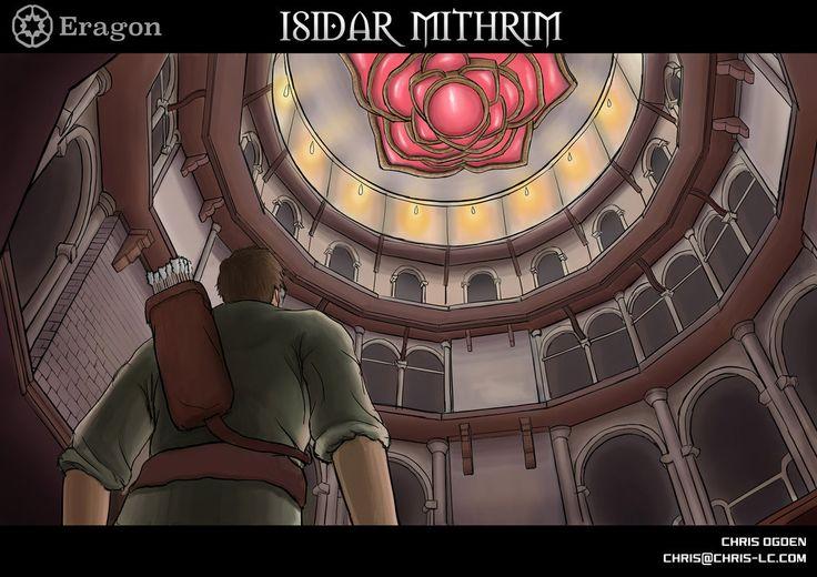Eragon - Isidar Mithrim by Chris-LC