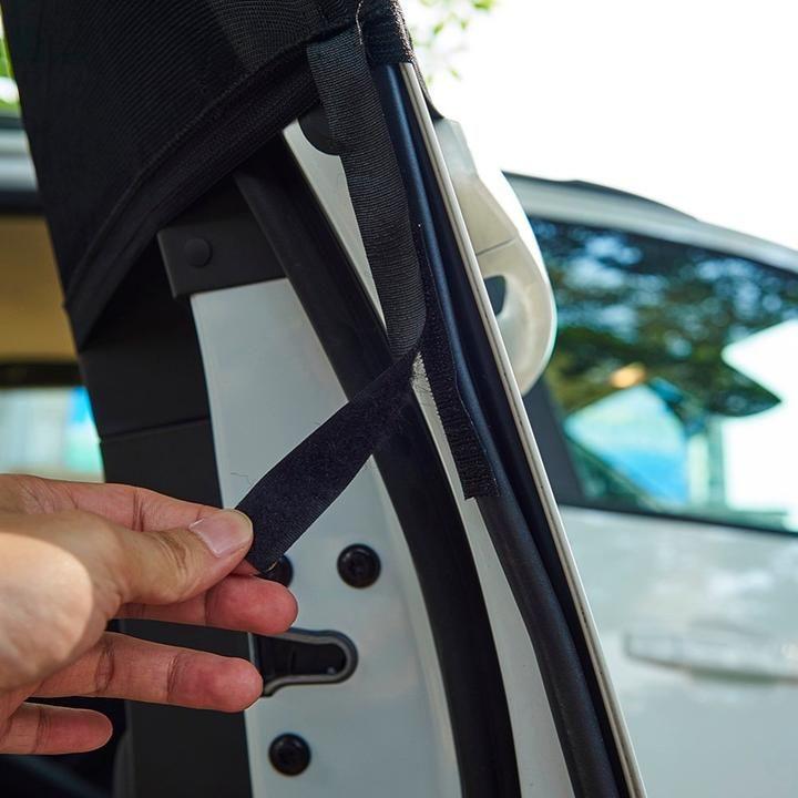 2x Car Rear Window Sunshade Ezynap Ezynap Com Best Midsize Suv Solar Powered Cars Opening Car