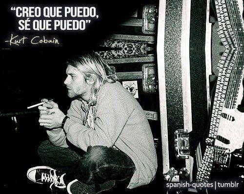 Las mejores Frases de Kurt Cobain, verdades de Un grande. - Taringa!