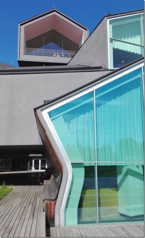 Architettura e Design al Campus Vitra