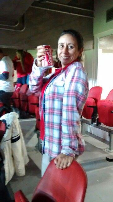 Haradia MO e a Coca no Beira Rio
