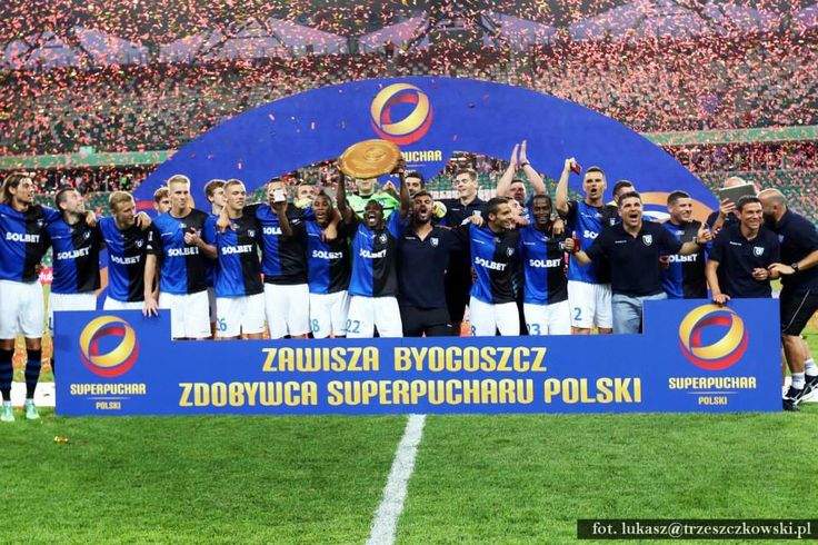 Superpuchar Polski 2014: Legia Warszawa - Zawisza Bydgoszcz