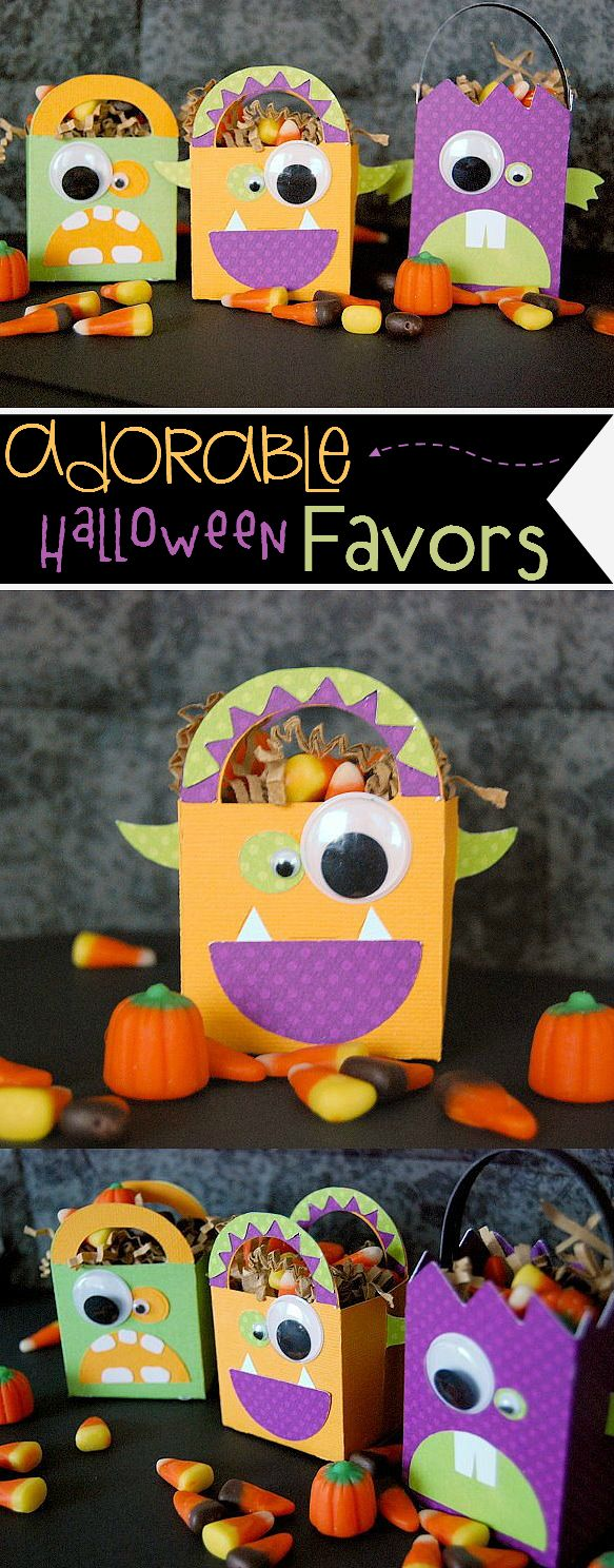 Best 25+ Halloween favors ideas on Pinterest | Halloween party ...