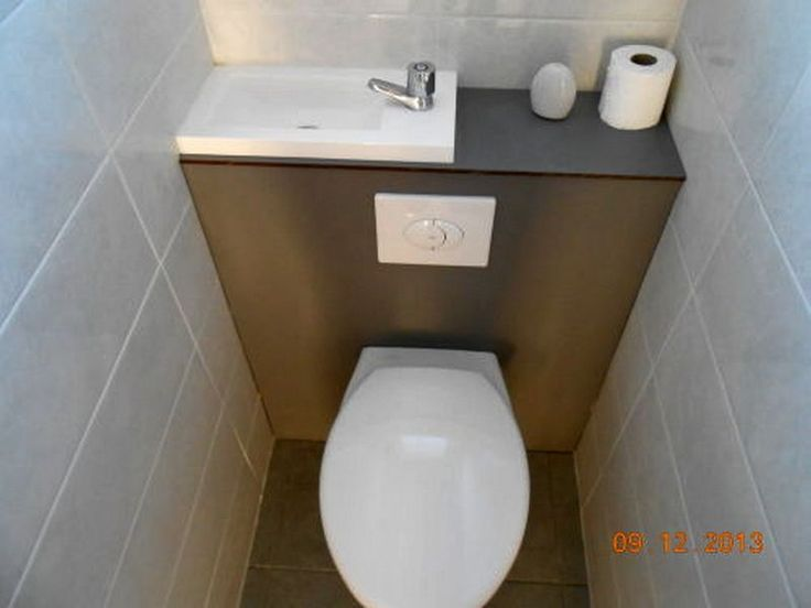 Les 25 meilleures id es de la cat gorie petit lave main sur pinterest toilette avec lave main for Amenagement wc suspendu