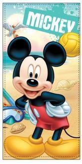 Disney Osuška 70x140cm Mickey 2