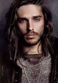 hot men with long hair - Google Search