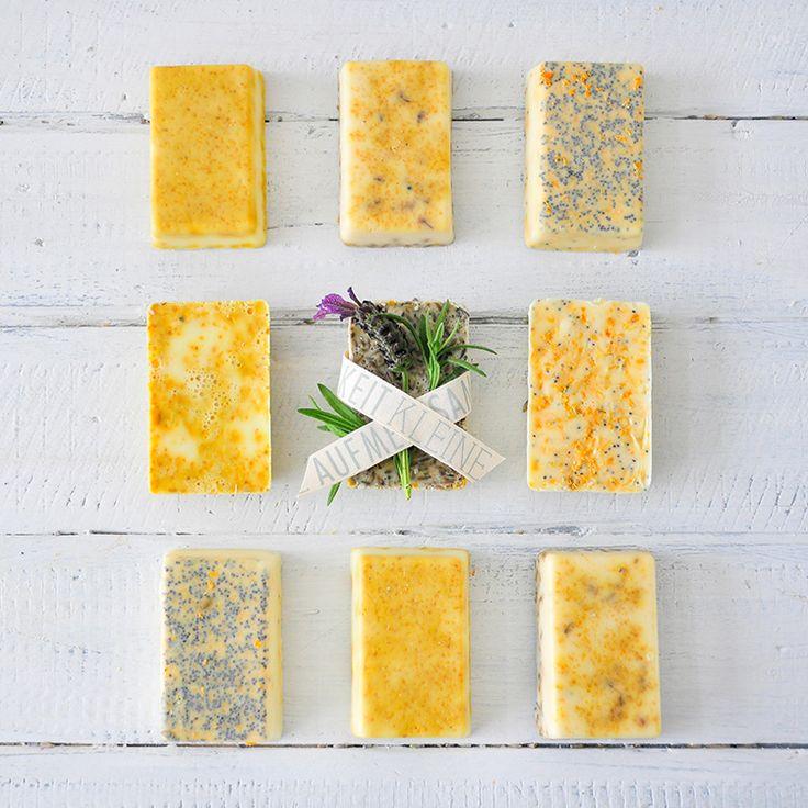 miss red fox - A little something - Handmade soap  - Gift wrapping /// Kleine Aufmerksamkeit: DIY Seife - räder Geschenkverpackung