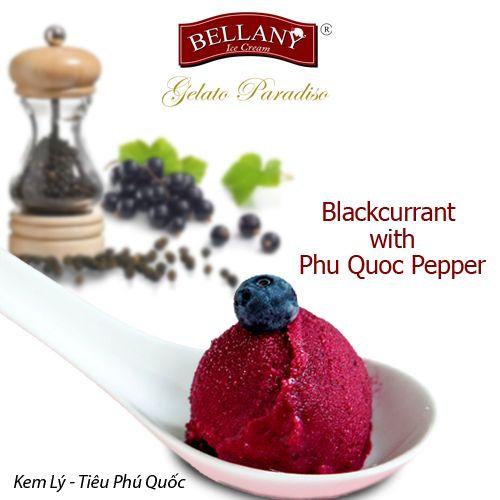 Tiêu Phú Quốc là một thành phần tuyệt vời để hoà quyện với những trái lý chua nhập khẩu trực tiếp từ Pháp.    #kemlytieuphuquoc #bellanysorbet #sorbet #bellanyicecream #kemycaocap