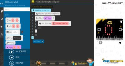The Code Kingdoms Javascript editor