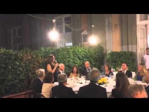 (18) Festa di'Inaugurazione anno sociale 2015/16 Rotary Club Napoli Nord Est - YouTube