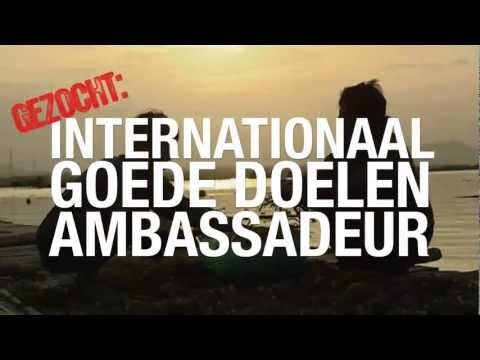 Case video - Internationaal Goede Doelen Ambassadeur !