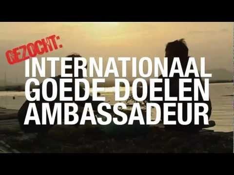 Case video - Internationaal Goede Doelen Ambassadeur !