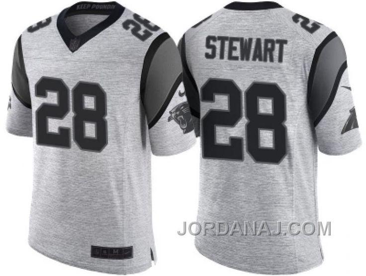 huge discount bd0e9 69210 nike carolina panthers 28 jonathan stewart white game jersey