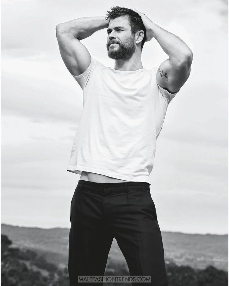 Chris Hemsworth para GQ Australia 'Men of the Year' Issue                                                                                                                                                                                 More