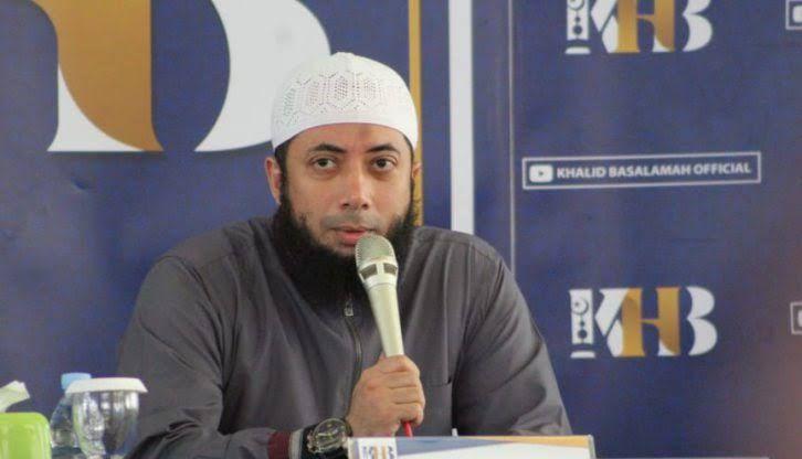 Biodata Ustadz Khalid Basalamah   Easy Study